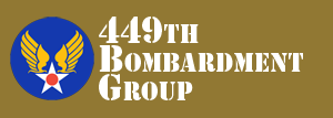 449th Bombardment Group Website Logo